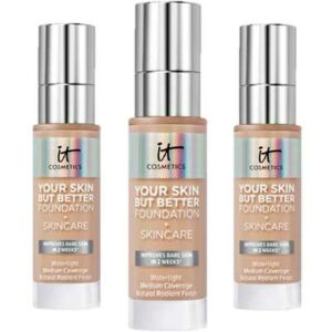 Free IT Cosmetics Your Skin But Better Foundation