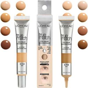 Free L'Oreal Paris True Match Eye Cream in a Concealer
