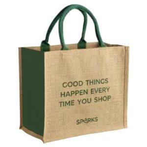 Free M&S Sparks Tote Bag