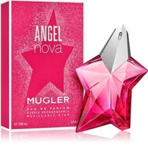 Free Mugler Angel Nova Perfume