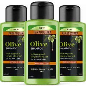 Free Olive Oil Shampoo Sample