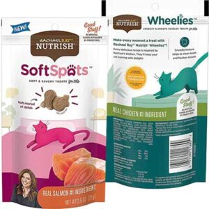Free Rachael Ray Nutrish Cat Treats