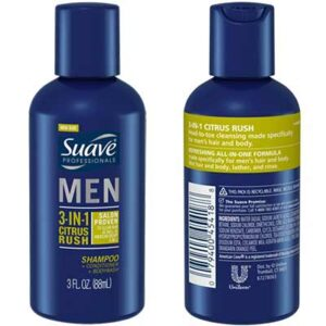 Free Suave Men 3-in-1 Citrus Rush
