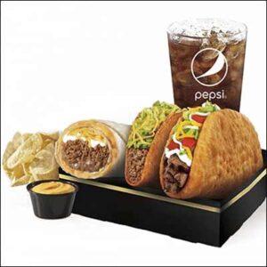 Free Taco Bell Chapula Box