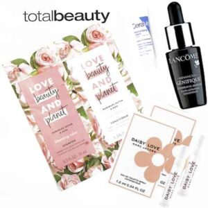 Free TotalBeauty Sample Box