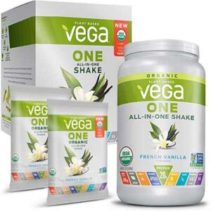 Free Vega One Organic All-in-One Shake