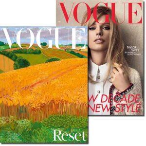 Free Vogue Magazine