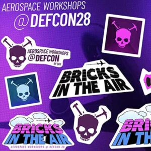 Free Aerospace Workshops Sticker Sheet
