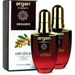 Free Argan Essence Hair Serum Sample