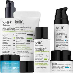 Free Belif Beauty Samples