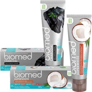 Free Biomed Toothpaste