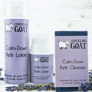 Free Chuckling Goat Calm Down Soap and Lotion