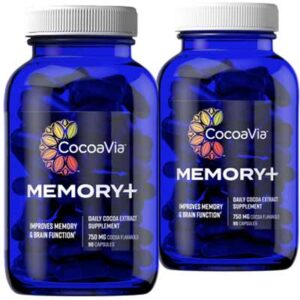 Free CocoaVia Memory Supplement