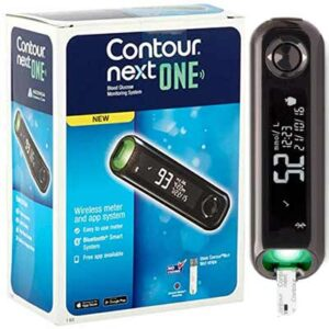 Free Contour Next One Glucose Meter