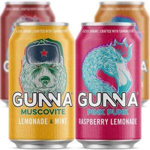 Free Gunna Pink Punk Raspberry Lemonade & Gunna Muscovite Lemonade & Mint
