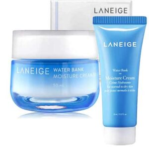 Free Laneige Water Bank Moisture Cream