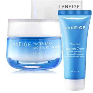 Free Laneige Water Bank Moisture Cream