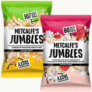 Free Metcalfe's Popcorn Jumbles