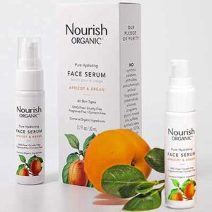 Free Nourish Organic Pure Hydrating Face Serum