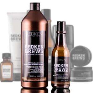 Free Redken Brews Extra Clean Shampoo