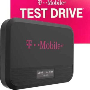Free T-Mobile Test Drive Hotspot Device