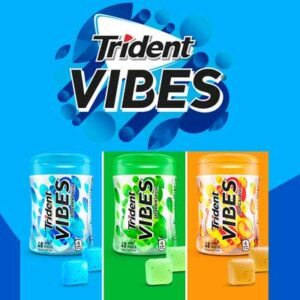 Free Trident VIBES Gum Chatterbox Kit