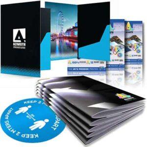 Free Azimuth Print Sample Pack