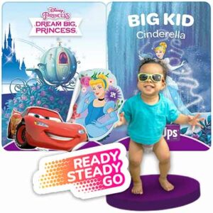 Free Big Kid Game Wall Chart and Stickers
