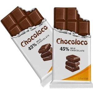 Free Chocoloco Milk Chocolate Bar