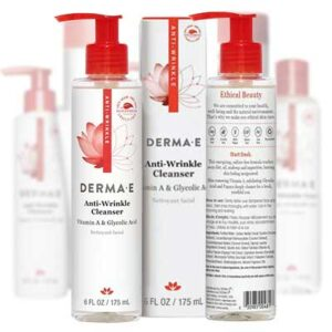 Free Derma E Anti-Wrinkle Cleanser