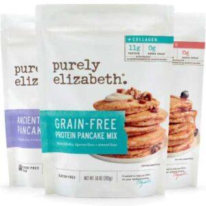 Free Purely Elizabeth Pancake & Waffle Mix