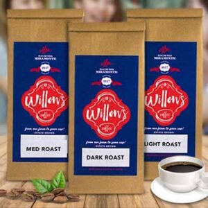 Free Willows Coffee Sample