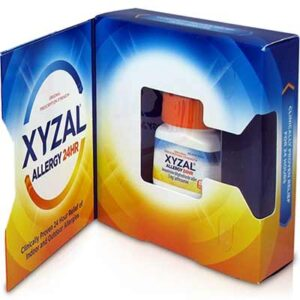 Free Xyzal Allergy 24HR Sample