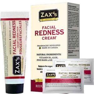 Free Zax's Facial Redness Cream