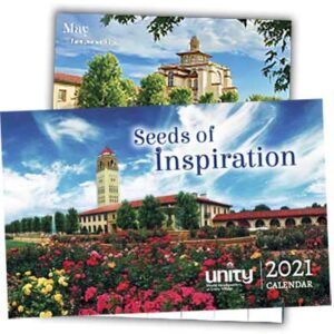Free 2021 Unity Calendar: Seeds of Inspiration