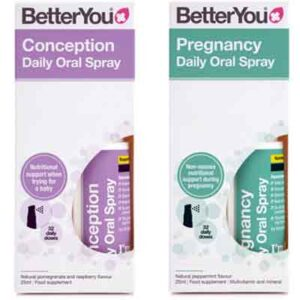 Free BetterYou Supplement Sprays