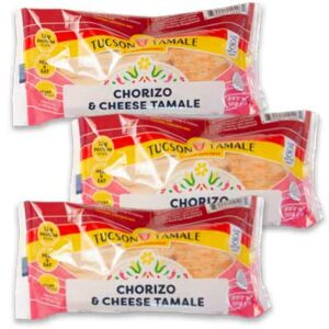 Free Chorizo & Cheese Tamale