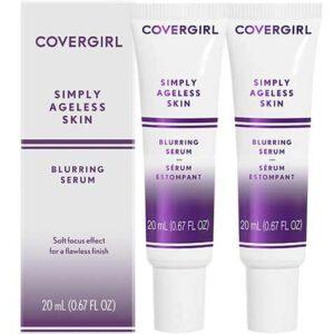 Free Covergirl Simply Ageless Blurring Serum