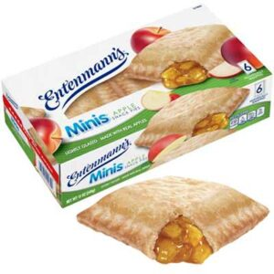 Free Entenmann's Minis Apple Snack