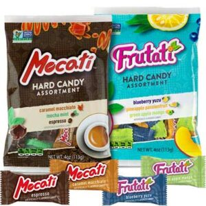 Free Frutati & Mocati Hard Candy Samples