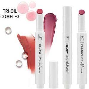 Free IT Cosmetics Pillow Lips Solid Serum Lip Gloss