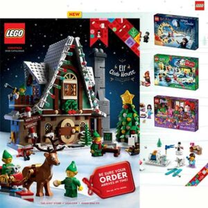 Free Lego Christmas Catalogue