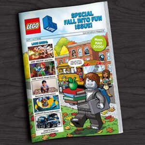 Free Lego Life Magazine (Special Issue 2020)