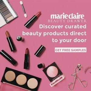 Free Marie Claire Beauty Products