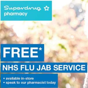 Free NHS Flu Jab