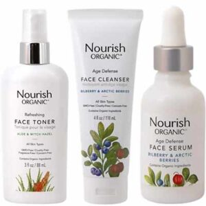 Free Nourish Organic Beauty Products
