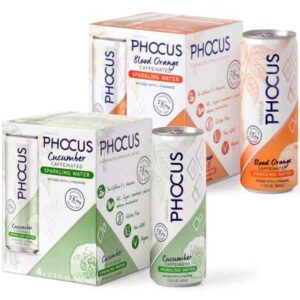 Free Phocus Naturally Energizing Sparkling Water