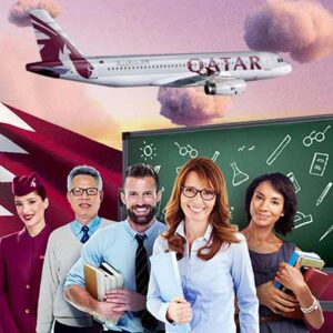 Free Qatar Airways Tickets