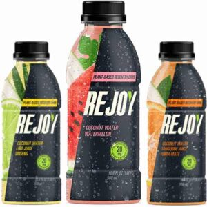 Free REJOY Recovery Drinks