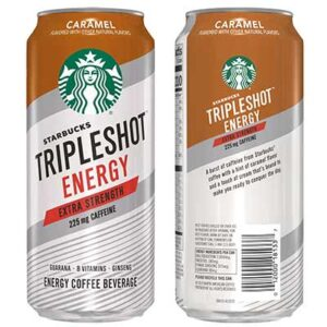 Free Starbucks Triple Shot 15 oz Can